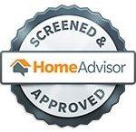 HomeAdvisor Approved logo